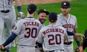 Astros y Boston van tras banderín de la LA, un tope de ensueño