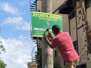 Ayuntamiento Santo Domingo Esteintervendrá solares baldíos