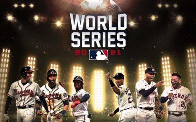 Bravos y Astros disputan la Serie Mundial del Beisbol de las GL