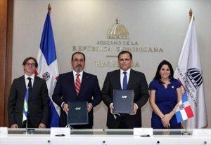 República Dominicana se afilia como miembro pleno de CAF