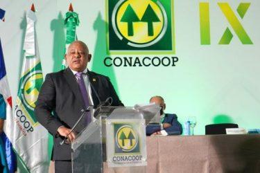 Presidente Conacoop destaca los aportes cooperativas a economía