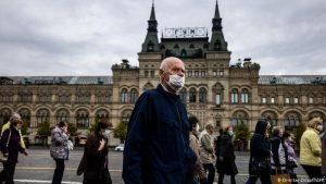 Rusia bate de nuevo su récord diario de contagios y muertes