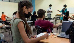 Cuba retoma el curso escolar al ritmo de la vacunación anticovid