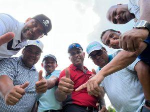 Unos 210 golfistas participan en el Dr Open Amateur Casa de Campo
