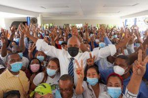 El diputado Eduardo Hidalgo se proclama ganador comicios ADP