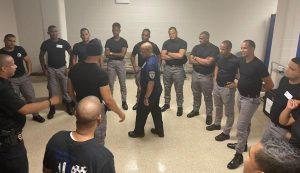 Agentes policiales R. Dominicana reciben entrenamiento en N. York
