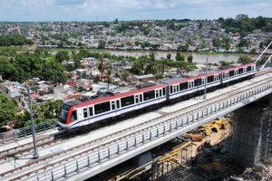 BCIE anuncia una licitación para el sistema ferroviario Santiago-SD