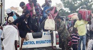 Haití expresa preocupación por deportaciones de R.Dominicana