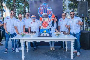 Jochy Santos celebra en grande el 25 aniversario de El Mismo Golpe