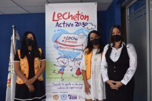 Lechetón Activo 20-30 busca recaudar 37 mil litros de leche