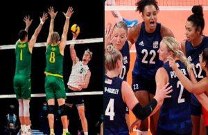 Estados Unidos lidera ranking en voleibol de Norceca