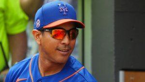 Luis Rojas no regresará como dirigente de NY Mets para 2022
