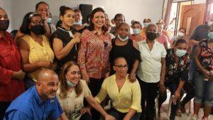 Margarita dice el Gobierno le ha robado esperanza a dominicanos