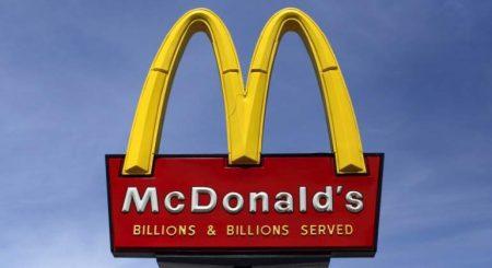 EEUU: McDonald's gana US$1.854 millones en el tercer trimestre