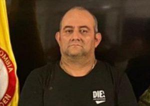 COLOMBIA: Gobierno apunta a la extradición a EEUU de 'Otoniel'