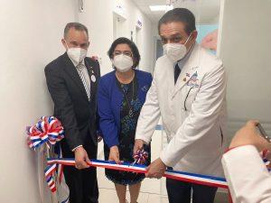 Inauguran banco de sangre en el Instituto Materno de Santiago