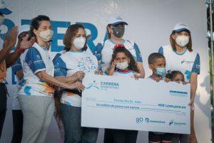 Voluntariado Banreservas realiza carrera por niños con cáncer