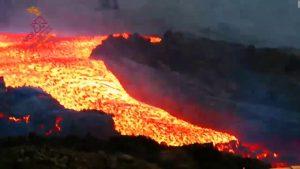 ESPAÑA: Tsunami de lava arrasa isla de La Palma, hay terremotos