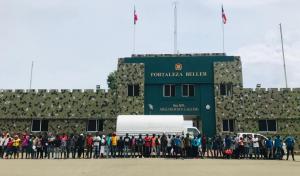 Migración República Dominicana detiene más 100 indocumentados