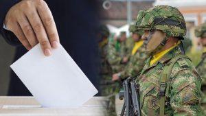 Advierten voto de militares ha sido traumático en Latinoamérica